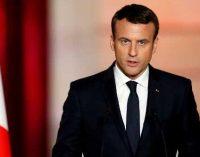 Macron'dan Karabağ açıklaması: Dini ve kültürel mirası korumak için tedbirler alınmalı
