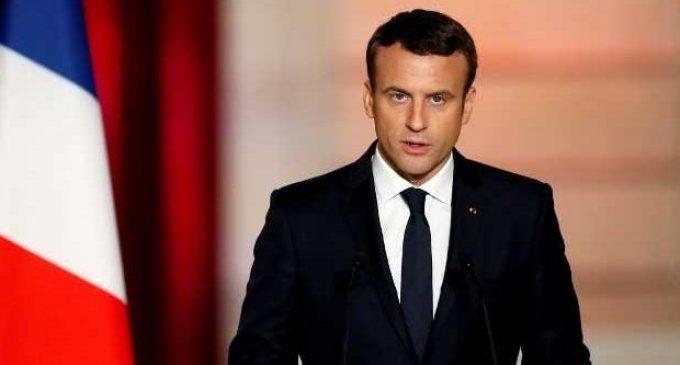 Türkiye'den Macron'a kınama