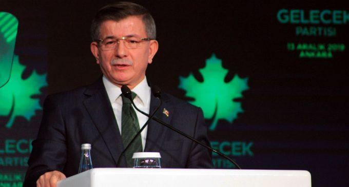 Davutoğlu'ndan '7 Haziran' itirafı: AKP MKYK'si büyük çoğunlukla 'CHP'yle koalisyon kuralım' dedi