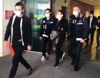 300 bin sterlinle gözaltına alınan Nejat Daş ve iki polis adli kontrolle serbest bırakıldı