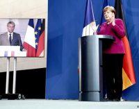 Almanya ve Fransa'dan öneri: Salgından etkilenen AB ülkelerine 500 milyar avroluk fon