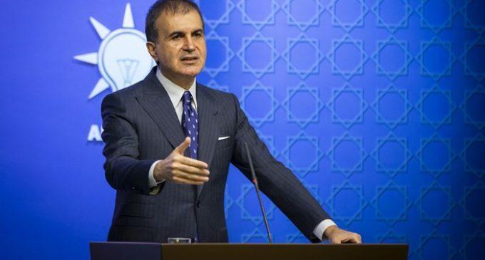 AKP Sözcüsü Ömer Çelik'ten 'dolar' açıklaması