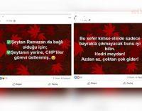 CHP'lileri şeytana benzeten 'öğretmen' TBMM gündeminde: Soruşturma başlatılacak mı?