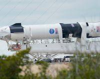 İlk astronotlu SpaceX roketi bugün fırlatılıyor