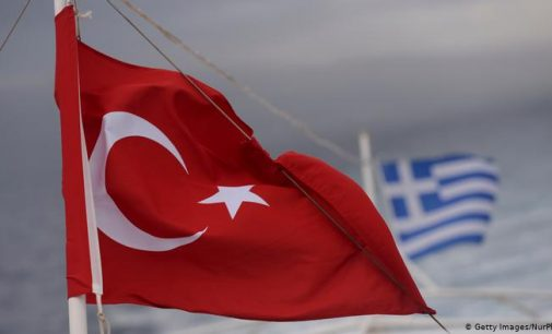 Türkiye'den Yunanistan'a nota