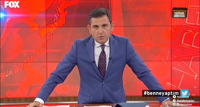 Fatih Portakal, FOX TV'den ayrılma nedeniyle ilgili iddialara yanıt verdi