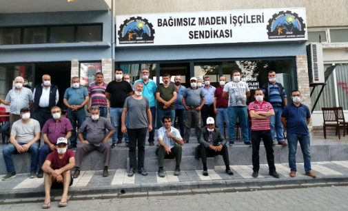 Somalı maden işçileri Ankara'ya yürüyecek: Bakanlık önünde yatmaya hazırlanıyorlar