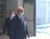 AKP'li vekiller suç duyurusunda bulunmuştu: Orgeneral İlker Başbuğ adliyede ifade verdi