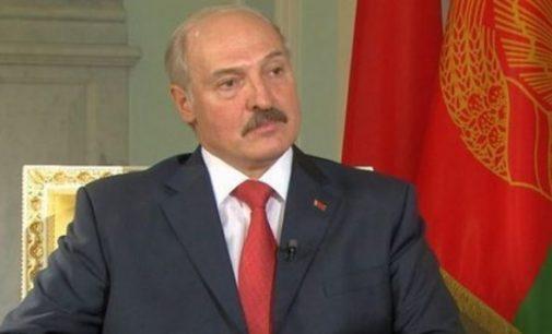 Lukaşenko: Belarus'ta iktidar sokak protestolarının baskısıyla el değiştirmeyecek
