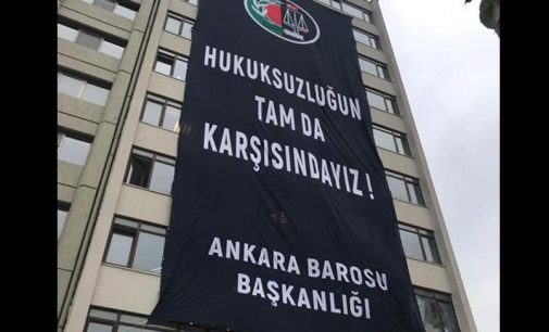 YSK, Ankara Barosu Genel Kurulu'na izin vermedi
