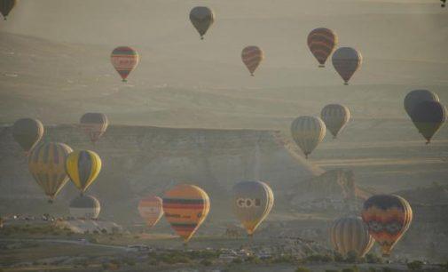 Kapadokya'da sıcak hava balon turlarının 1 Temmuz'da başlaması planlanıyordu 1 Ekim'e ertelendi