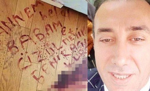 Ayrılmak istediği erkek tarafından vurulmuş, kanıyla not bırakmıştı: Zanlı tutuklandı