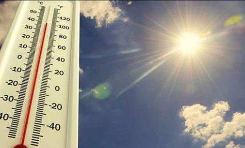 Meteoroloji'den açıklama: Hava sıcaklıkları artıyor