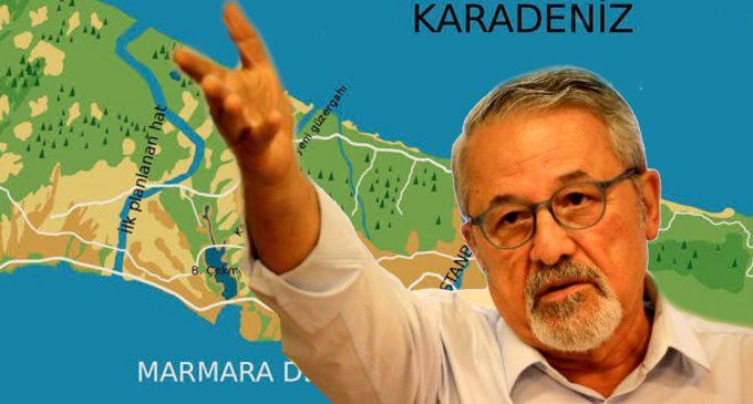 Deprem uzmanı Prof. Dr. Naci Görür: Marmara depreminin eli kulağında