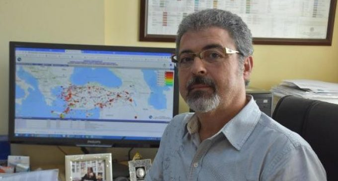 Prof. Dr. Hasan Sözbilir: Sahillerimiz tsunami tehlikesiyle karşı karşıya kalabilir