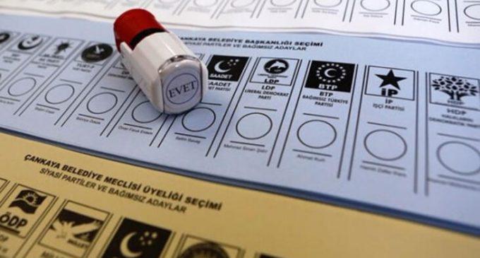 Avrasya Araştırma'dan seçim anketi: Erdoğan'ın oyu yüzde 40'ın altında