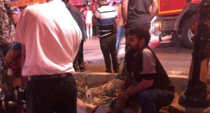 Tahran'da patlama: 13 kişi yaşamını yitirdi