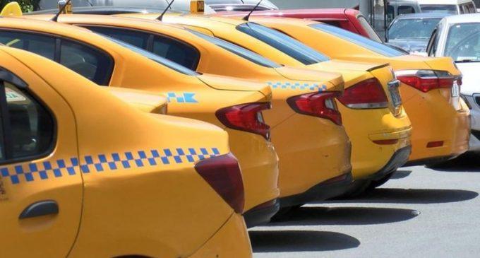 Taksiciler ve İBB mahkemelik oldu