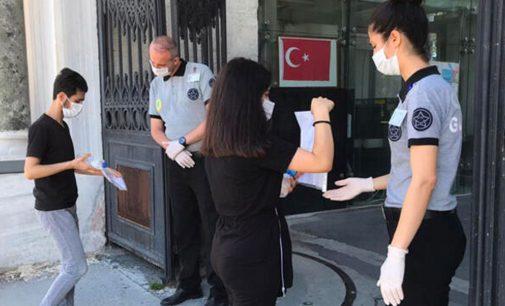YKS bugün AYT ile devam edecek: 81 ilde sokağa çıkma yasağı başladı