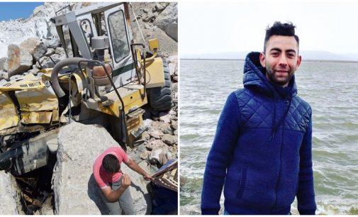 İş cinayeti: Aydın'da maden ocağındaki iş makinesi devrildi, bir işçi yaşamını yitirdi