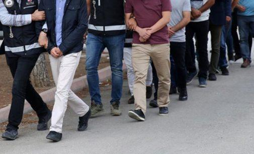 İstanbul merkezli 12 ilde operasyon: 34 gözaltı