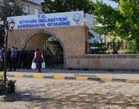 Ağrı'nın Diyadin Belediyesi Eş Başkanı HDP'li Betül Yaşar gözaltına alındı