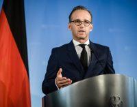 Almanya Dışişleri Bakanı Maas'tan Can Dündar açıklaması