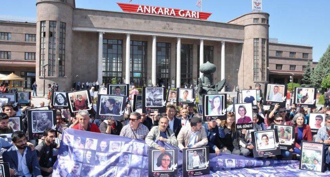 Ankara Garı katliamında firari IŞİD'lilerin bilgisini saklayanlar hakkında işlem yapılsın talebi