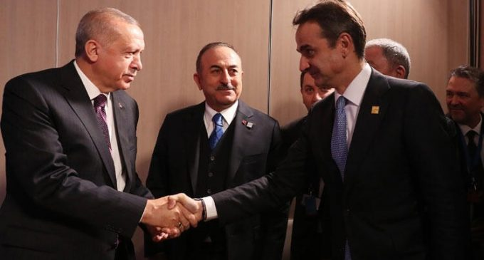 Yunanistan Başbakanı Miçotakis: Türkiye ile pozitif bir gündeme açığız