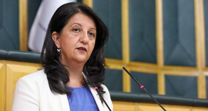 HDP Eş Genel Başkanı Buldan: Demokrasi ittifakını genişleterek ülkeyi bu karanlıktan kurtaracağız