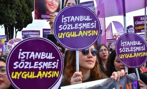 Barolar İstanbul Sözleşmesi'nden çekilme kararını Danıştay'a taşıdı
