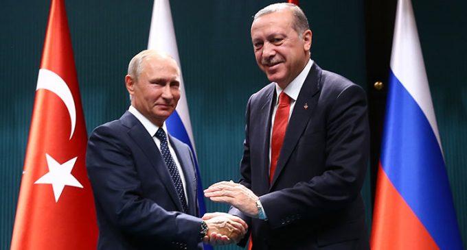 Kremlin: Erdoğan, Ayasofya'da Hristiyanlar için kutsal yerlerin korunacağının garantisini verdi