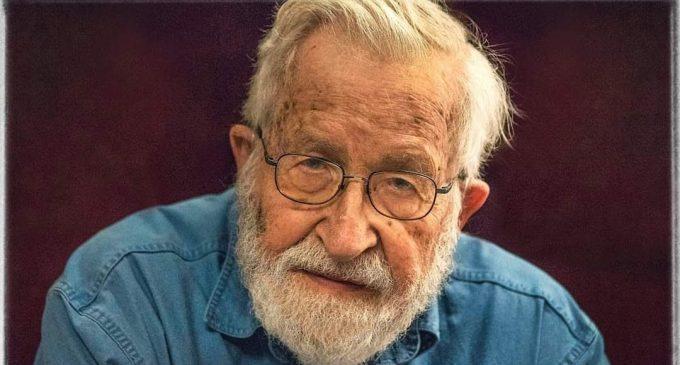 Noam Chomsky: Kapitalist mantığın bedelini ödüyoruz…