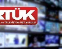 RTÜK'ten KRT'ye en üst sınırdan ceza
