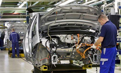 Otomotiv üretimi Eylül'de yüzde 25 geriledi