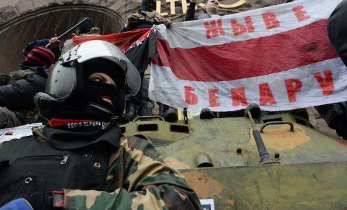 Belarus muhalefetinin neo-Nazi kökenleri: Mesele ABD-Rusya kapışması mı?