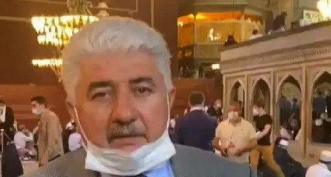 Ayasofya'da maskesiz video paylaşmıştı: AKP'li bir vekilin daha Covid-19 testi pozitif çıktı