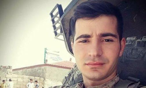 Yıldırım-3 Operasyonu kapsamında bir asker yaşamını yitirdi