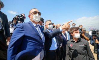 Dışişleri Bakanı Mevlüt Çavuşoğlu: Türk'üm, Türkmen'im diyen soydaşlarımıza vatandaşlık vereceğiz