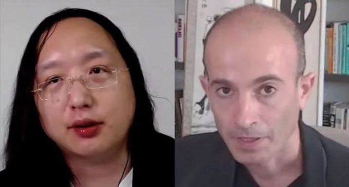 Eşcinsel tarihçi Harari ve Tayvan'ın ilk trans kadın bakanı Tang ile söyleşi: Gözetleme teknolojisi, bizi kendimizden daha iyi ve önce mi keşfediyor?