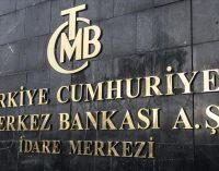 Merkez Bankası'nın brüt döviz rezervleri 3 milyar dolar azaldı