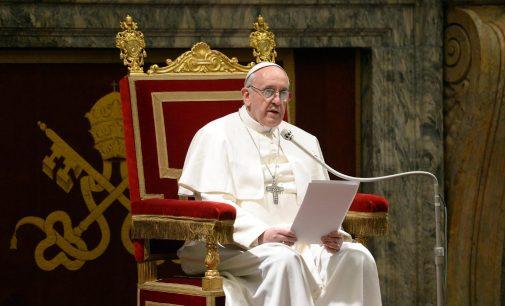 Papa, İsrail saldırılarının yedinci gününde konuştu: Masum insanların ölmesi kabul edilemez…