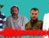 Sürpriz ses kaydı: Eski istihbaratçı Kudret Dikmen, AKP'li Nükhet Hotar'ı işaret etti
