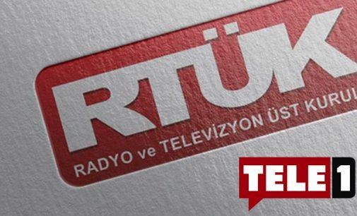 RTÜK'ten Tele 1'e 'Evrensel' cezası