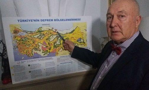 Prof. Ahmet Ercan'dan iki kente deprem uyarısı