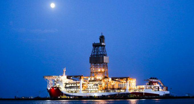 Kanuni sondaj gemisi, 10 Ekim'de demir alacak