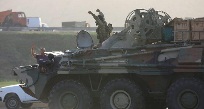 Azerbaycan-Ermenistan çatışmasında yeni gelişme: Azerbaycan ordusu harekata başlıyor