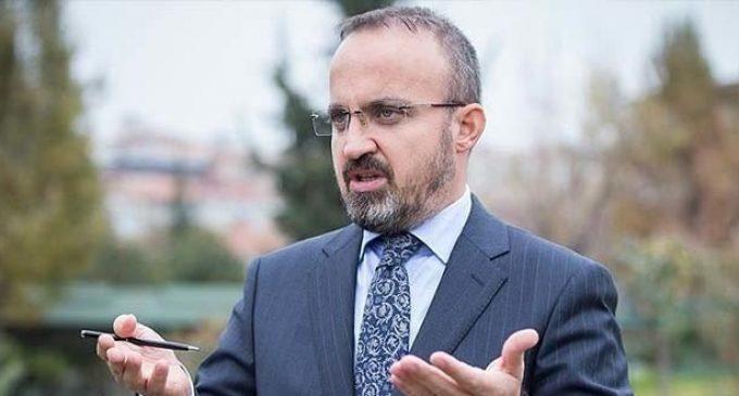 AKP'li Turan: HDP kimi isterse millet ittifakının adayı o olacaktır