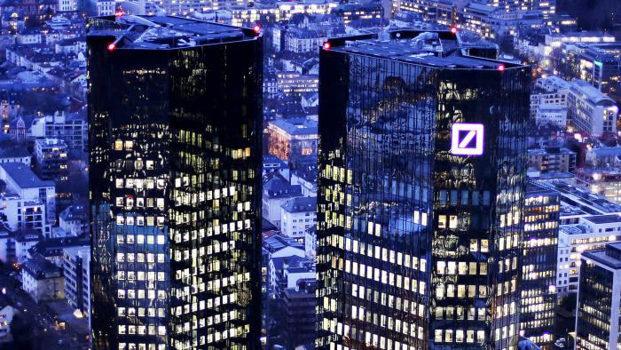 Deutsche Bank: Küreselleşmeye veda edin, 'karışıklık çağı' başlıyor | A3 Haber