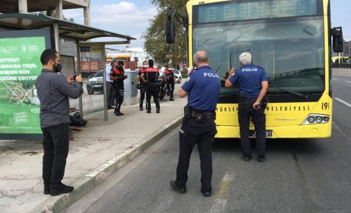 Otobüste maske kavgası: Şoför, yolcuyu bıçakladı